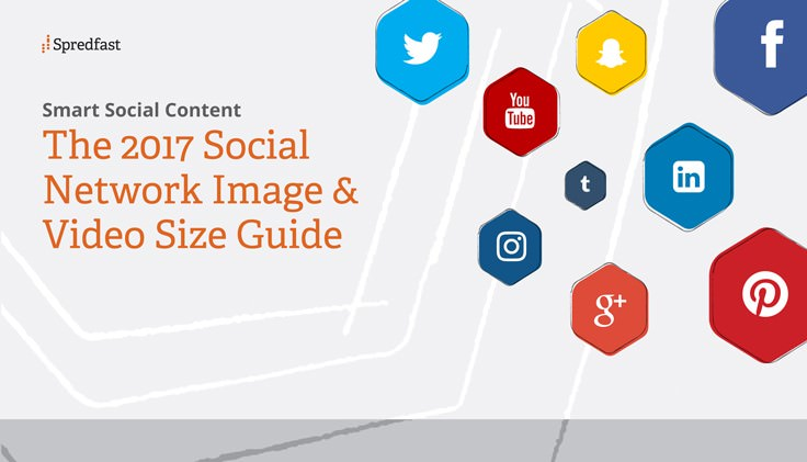 The Ultimate Social Media Image, Video and Post Size Guide [Infographic]