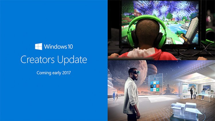 Windows 10 Creators Update will be available soon