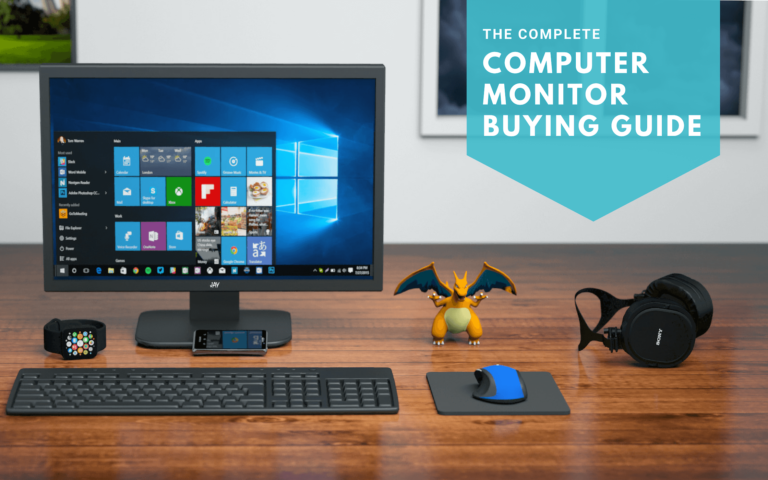 The Complete Computer Monitor Buying Guide