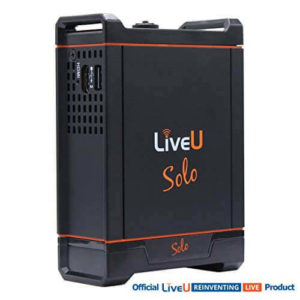 LiveU Solo Wireless Live Video Streaming Encoder